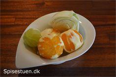 Orange juice 8 - fennikel, appelsin og lime