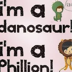 I ❤ Dan and Phil. Think I'm more a dan girl doe >_<