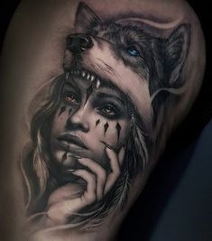 "Today we bring to you Hot Tattoos for Summer "". Tattoos are images made in the skin with ink and a needle, to decorate the skin. Skull Sleeve Tattoos, Wolf Tattoo Sleeve, Body Art Tattoos, Tattoo Wolf, Rn Tattoo, Tattoo Und Piercing, Tribal Scorpion Tattoo, Lizard Tattoo, Wolf Sketch Tattoo"