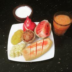 Breakfast special#valampuriresort #kalpitiya #srilankatravel #srilanka #ecotourism #srilankanfood #srilankatravel #travelsrilanka