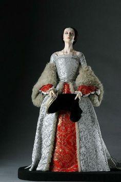 Anne Boleyn's execution gown