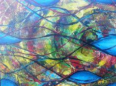 Emotionata, schilderij van Anja Berkers Art, Anja Berkers | Abstract | Modern | Kunst