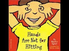 Katie reading Hands are not for Hitting by Martine Agassi. Music - Get Outside! by Jason Farnham.