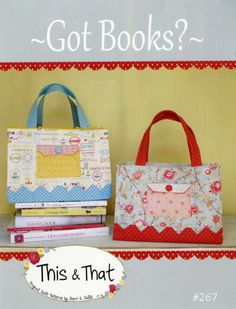 Got Books? Bag by This