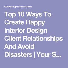 Interior Design Proposal Template  Download Free Sample