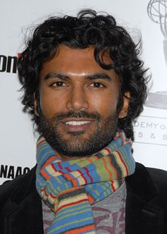 Very handsome indian man.