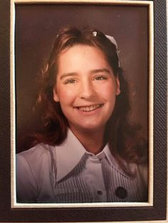 Ann K. 34 years ago.