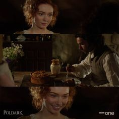 Demelza is a good cook!