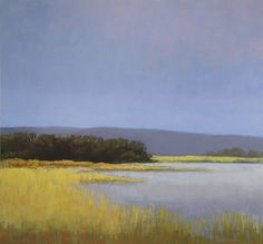 Jeannie Sellmer - Landscapes Artwork: Down by the River