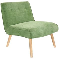 LumiSource CHR-AH-VNEO-GN Vintage Neo Chair
