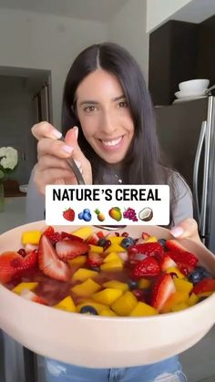Nature's Cereal