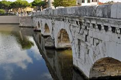 """""""Ponte di Tiberio – Bridging the Centuries"""" by @Suzanne Courtney @Suzanne Courtney @TheTravelBunny"""