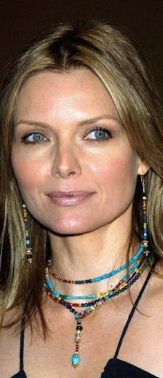 Michelle Pfeiffer is an American Hollywood actress.