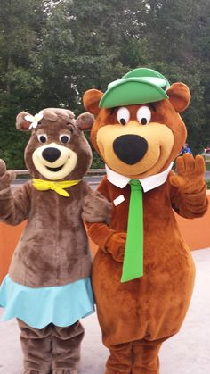 Cindy Bear™ & Yogi Bear™ are ready for you to camp with them! Camping Tips, Tent Camping, Yogi Bear Jellystone Park, Trip Planning, Teddy Bear, City, Fun, Animals, Camping Tricks