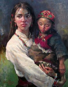 Mother And Child | Christopher Zhang