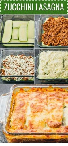 easy zucchini lasagna is a great low carb and healthy alternative to your t. - Rezepte -This easy zucchini lasagna is a great low carb and healthy alternative to your t. Ketogenic Diet, Paleo Diet, Candida Diet, Ketogenic Supplements, Ketogenic Cookbook, Paleo Food, Recipes Dinner, Dessert Recipes, Easy Recipes