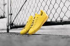 "adidas Originals' Stan Smith ""adicolor"" Yellow   Highsnobiety"