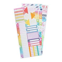 Buy the Creative Year Organize It Bible Study Sticker Book By Recollections™ at Michaels.com. Create a bible study plan with these bright stickers by Recollections.