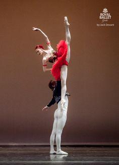 Denis Matvienko and Elena Yevseyeva in Don Quixote