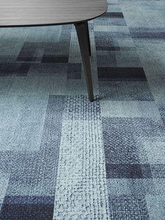 Rewoven Mono by Nicolette Brunklaus http://www.egecarpets.com/carpets/wall-to-wall-carpets/rewoven-mono-blue.aspx