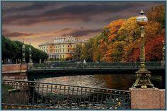 Интервью: Санкт-Петербург, мой город белых ночей / Города, где мы живем /Это мой город, я здесь живу/ — расскажите о своем городе в интервью / Узнамания