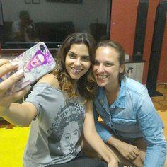 O brownie da Ariane - Casal Tiago e Gabi