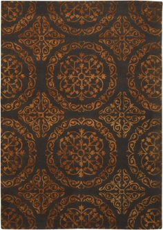 modernrugs.com satara burnished gold modern rug