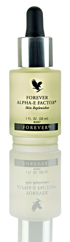 Forever Alpha-E Factor The Forever Alpha-E Factor is a light skin-replenisher, containing rich ingredients to balance the skin, reduce dryness and create radiance. With a powerful combination of vitamins, this premium product encourages a youthful complexion by helping to revive and nourish the skin; great for use after shaving. £28.25 Code #187