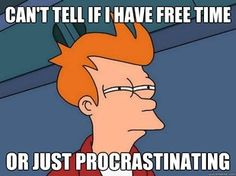 You just understand grad school Futurama meme.