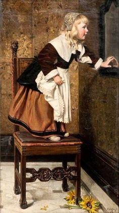 Carl Rudolph Sohn (1845 – 1908, German)
