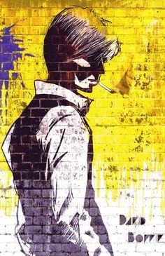 David Bowie by adikolor.deviantart.com on @DeviantArt