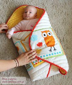 Seria dla niemowląt - rożek