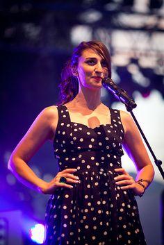 Sara Bareilles.