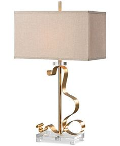 Uttermost Camarena Table Lamp - Cyber Monday Specials - For The Home - Macy's