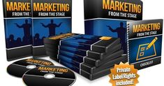 [GIVEAWAY] Marketing From The Stage [Mobile Marketing Magnet] [Private Label Rights Included]    \Marketing From The Stage\   Finally a no holds barred complete guide to dominating SEO.     Get This $5000 Value Licensing Rights To Marketing From The Stage Brand New High Quality Training Course