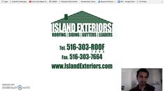 Video for Island Exteriors https://youtu.be/15-mSaX6LSM