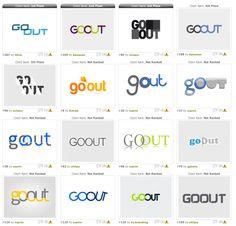 Test loga GoOut 1