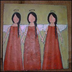 ...Three sisters