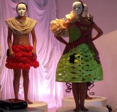 Projeto de Moda: Desconstrua. Aluna Bell Meira