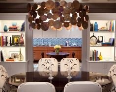 Decorated by Lydia Marks of Marks and Frantz Interior Design | Sex & the City 2