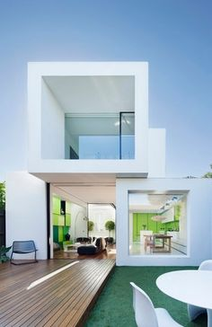 Shakin Stevens House by Matt Gibson Architecture + Design #house