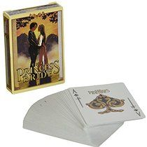 Albino Dragon The Princess Bride Playing Cards-As You Wish