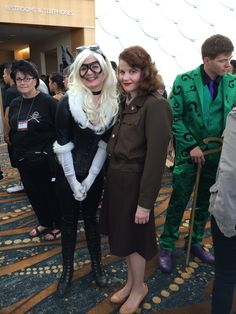 LBCE long beach comic expo 2014 #cosplay #LBCE  #cosplay #blackcat #peggy #costume #jodipayneart #comic #comicconventions #marvel