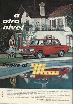 https://flic.kr/p/vXqWRw | Fiat 125 Special | Revista Ercilla 1970