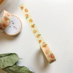 Washi Tape Sample Secret Garden 39