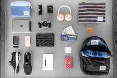 Essentials: Lyndon Cormack of Herschel Supply Co.
