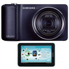 Camera foto digitala SAMSUNG Galaxy Camera EK-GC100, 16.3 Mp, 21x, negru