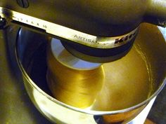 Kneading - Converting Recipes to the Stand Mixer