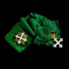Insegne da Cavaliere di Gran Croce dell'Ordine dei Santi Maurizio e Lazzaro
