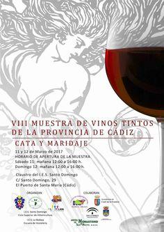 https://www.facebook.com/BodegaColoniasdeGaleonCazalla/posts/10154613470133843 En el Puerto de Santa María con los vinos de Colonias de Galeón.  ¡Un éxito.! http://www.guiadecadiz.com/es/agenda/marzo/2017/viii-edicion-muestra-vinos-tinto-provincia-cadiz  BODEGA COLONIAS DE GALEÓN facebook.com/BodegaColoniasdeGaleonCazalla www.coloniasdegaleon.com Tfno. 607 530 495 #coloniasdegaleon ¡Síguenos también en nuestra Propia Red Social! http://redsocial.globalum.es/grupos/bodega-colonias-de-galeon/